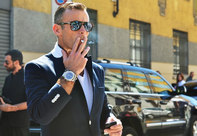 Man Style : Milan Street Style - Personal Stylist | Style by Yellow ...