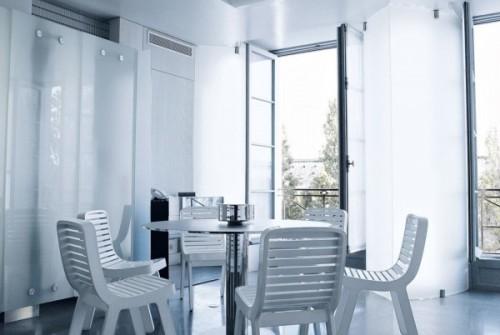 Karl Lagerfeld Parisian Apartment 1 600x606