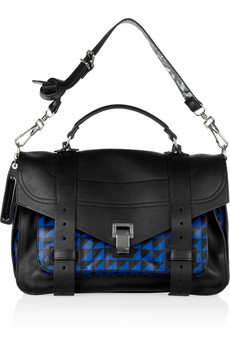 sbyb, navy and black, click through, buy it, shop it, net a porter, style by yellow button, bag, fashion statement,
