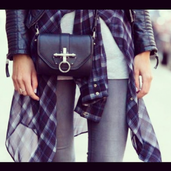 style by yellow button, sbyb, claire fabb, style, fashion, instagram, this week, Givenchy, trend, streetstyle, plaid, leather, denim