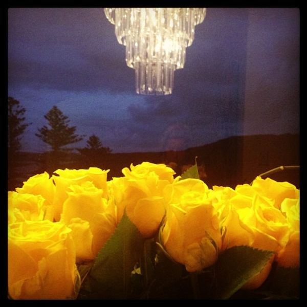 style by yellow button, sbyb, claire fabb, style, fashion, instagram, this week, yellow, sunday night, winter, flowers