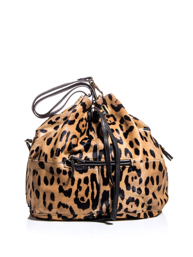 style by yellow button, jerome dreyfuss, matchesfashion, leopard print, bag, animal print, must have