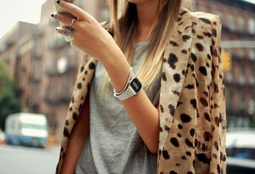 style by yellow button, leopard print, animal print, shop it, trends, style, fashion, streetstyle,