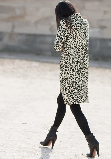 style by yellow button, sbyb, animal print, leopard print, leopard jacket, winter, boots, trend, shop it, how to wear,