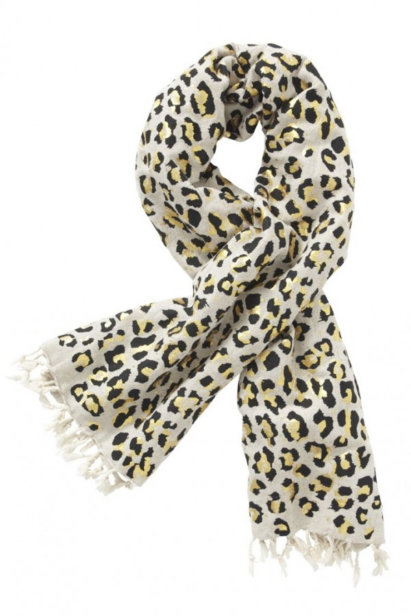 style by yellow button, sbyb, leopard print, sass and bide, scarf, trend