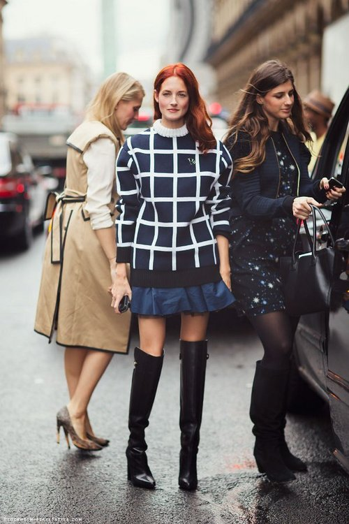 taylor tomasi hill, navy and black, trend, how to wear, where to buy, street style, trend setter, fashion, women's fashion, buy it, shop it, how to wear,