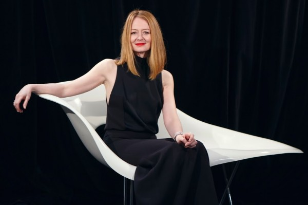 Miranda Otto, NIDA, style by yellow button, Netaporter, vogue, victoria beckham