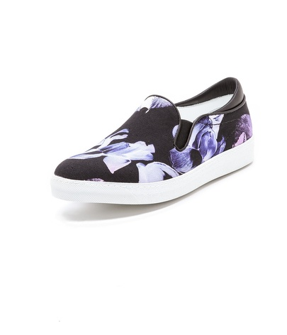 essential trending, claire fabb, style by yellow button, slip on sneakers, alexander mcqueen, sneakers, trend, womens fashion, style, fashion, buy it, shop it,