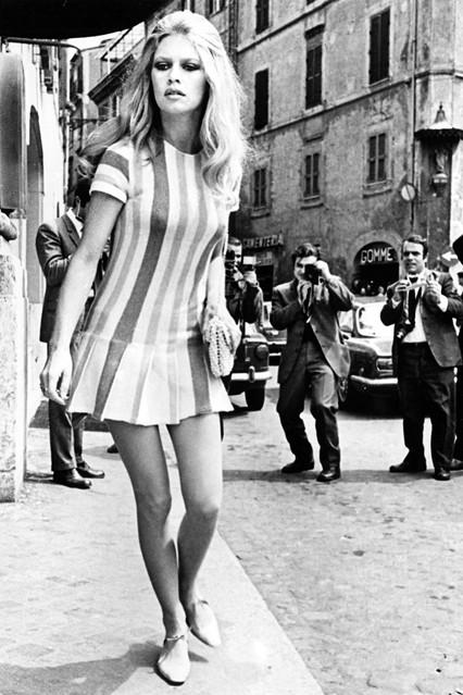Style Evolution: Brigitte Bardot
