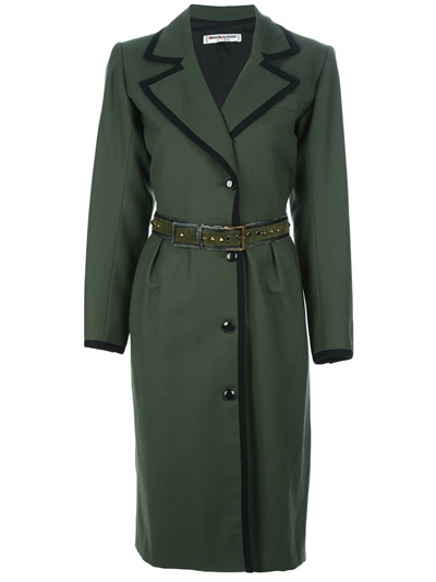 essential trending, trend, khaki, fashion, style, style by yellow button, claire fabb, sbyb, womens fashion, buy it, shop it, farfetch, YSL