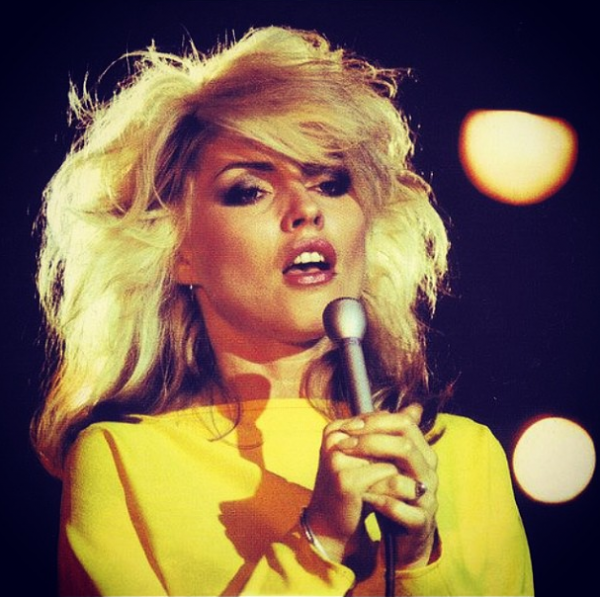style by yellow button, instagram, style, yellow, claire fabb, fashion, womens fashion, deborah harry, yellow monday, singer,
