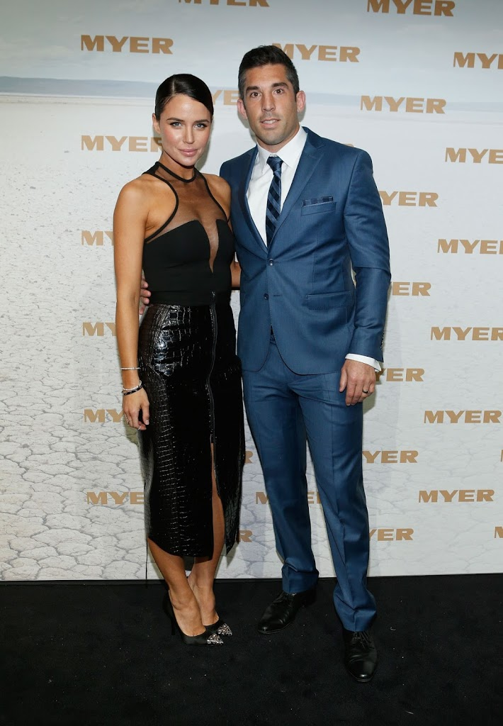 Myer Spring Summer Launch 2013 Personal Stylist Style By Yellow