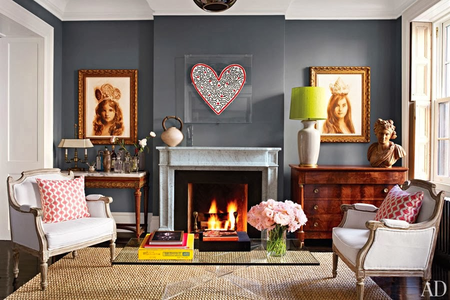 Interior Style, Brooke Shields, Home, Living, Lifestyle, Design, Style,