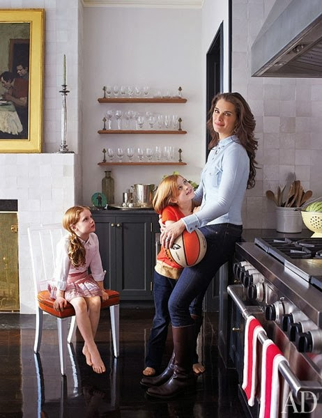 Interior Style Brooke Shields S Manhattan Home Personal