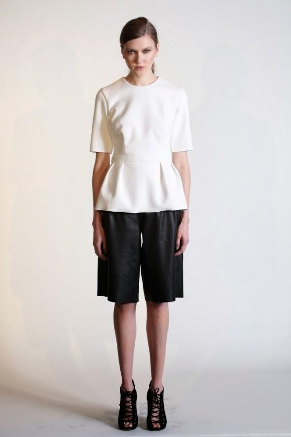 Rebecca Vallance, New York Fashion Week, New York, designer, 2014, wrap up, fashion week, sbyb,