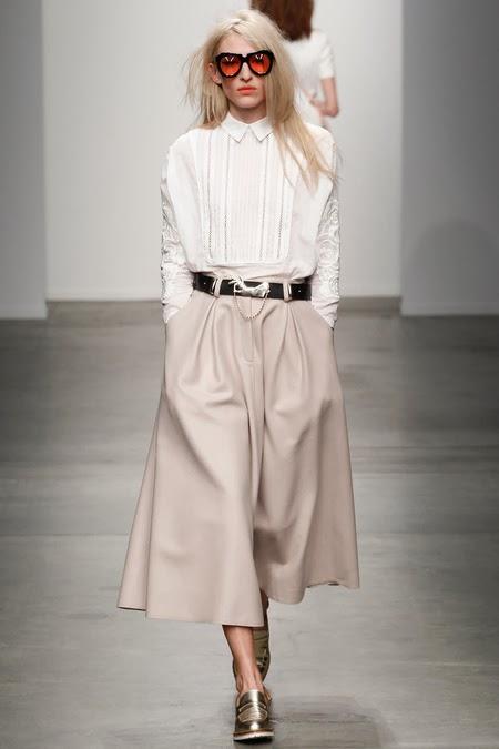 Karen Walker, NYFW, wrap up, New York Fashion Week, New York, sbyb, designer, 2014,