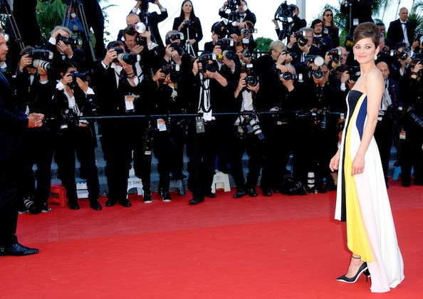 Style Evolution, Marion Cotillard, style, fashion, actress, red carpet, womens fashion, trend,