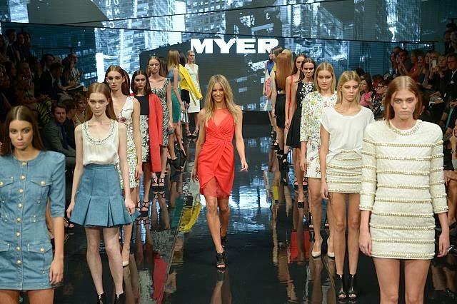 Myer, Autumn, Winter, 2014, Fashion Launch, fashion, Toni Maticevski, Ellery, Arthur Galan, aurelio costarella, sbyb