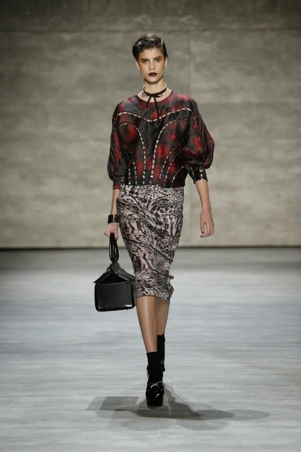 Zimmermann, Nicky Zimmermann, New York Fashion Week, new york, fashion, style, designer, Australian, Cloud Stompers, 2014,