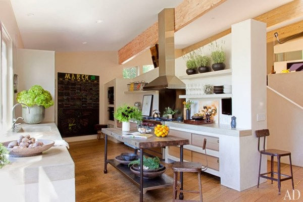 Architectural Digest, interior style, interior, design, home, living, lifestyle, trend, inspiration, Patrick Dempsey, McDreamy, Grey's Anatomy, Actor, sbyb
