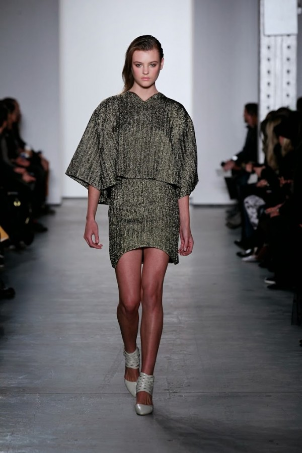Sass and Bide, Sarah-Jane Clarke, New York Fashion Week, New York, runway, style, fashion, designers, 2014, sbyb