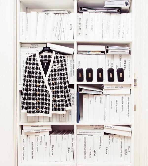 The Coveteur, Olivier Rousteing, Balmain, creative director, Paris, HQ, fashion, designer, fashion,