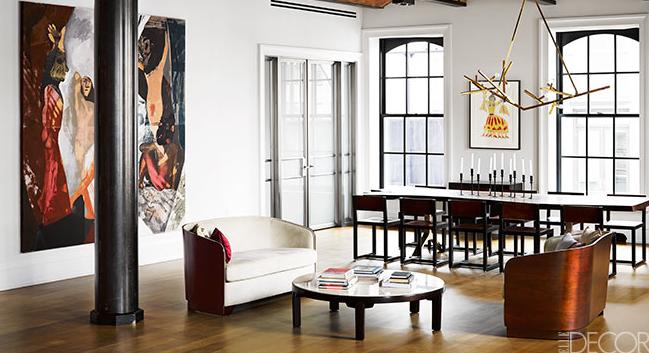 Interior style ivanka trump and jared kushner create the
