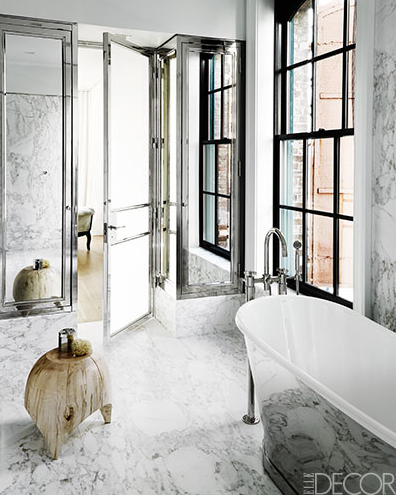 Elle decor, interior, style, designer, Ivanka Trump, SoHo, New York, loft, inspiration, home, living, lifestyle, sbyb,