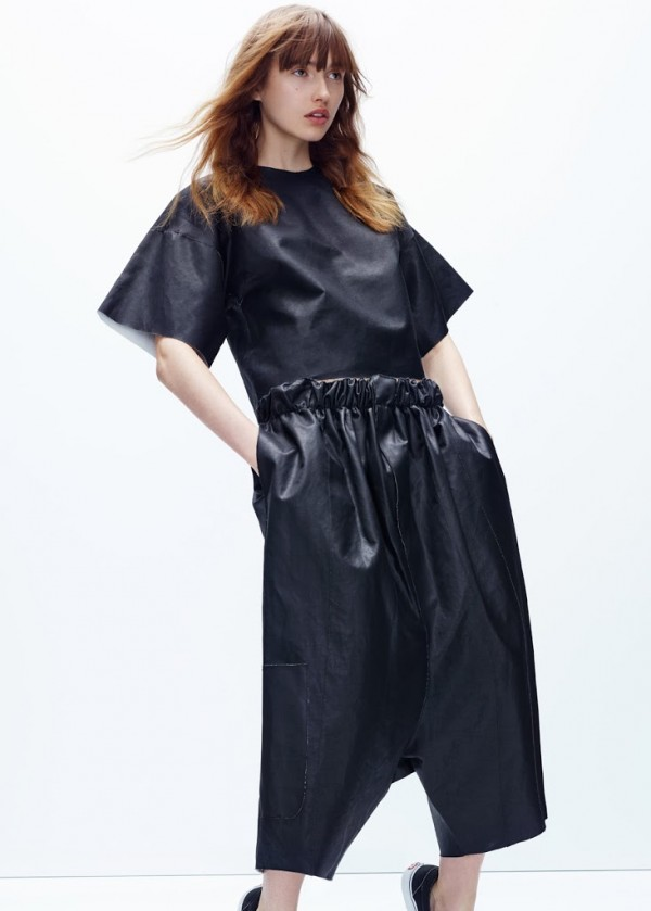 Bassike, 2014, Spring/Summer, collection, style, fashion, leather, sbyb, style by yellow button,