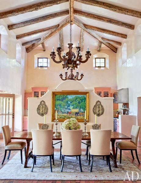 architectural digest, interior style, architecture, design, interior, Jane Fonda, actress, New Mexico, sbyb, inspiration, trend, home, living, lifestyle,