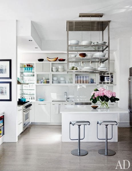 Architectural Digest, The Good Wife, interiors, style, home, living, lifestyle, New York, apartment, trend, inspiration, sbyb