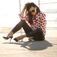 Essential Trending: Polka Dots: How to Wear: Where to Buy