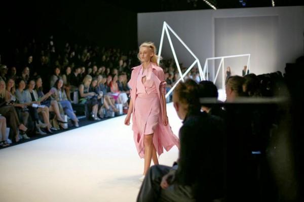 Mercedes Benz Fashion Week, MBFWA, Michael Lo Sordo, designer, style, Claire Fabb, Style by Yellow Button, sbyb, Australia, Sydney, 2014,
