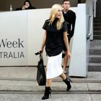 MBFWA: Monday's Street Style
