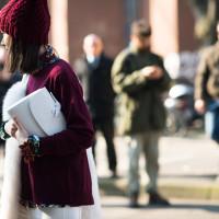 Street Stalk: The most stylish ladies around the world. Street style.