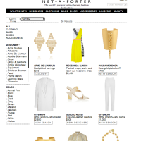 Style by Yellow Button x NET-A-PORTER.COM: Shopping Edit