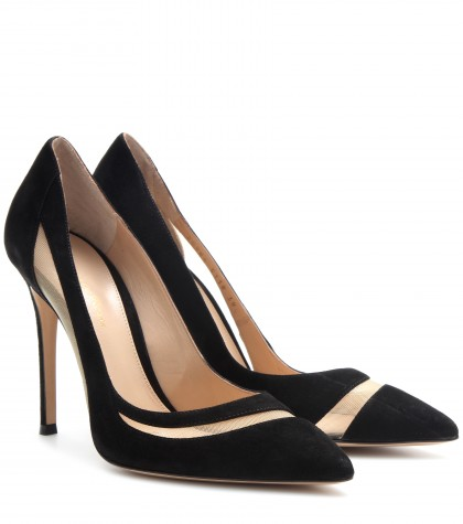 P00083009-Suede-pumps-with-mesh-insert--STANDARD