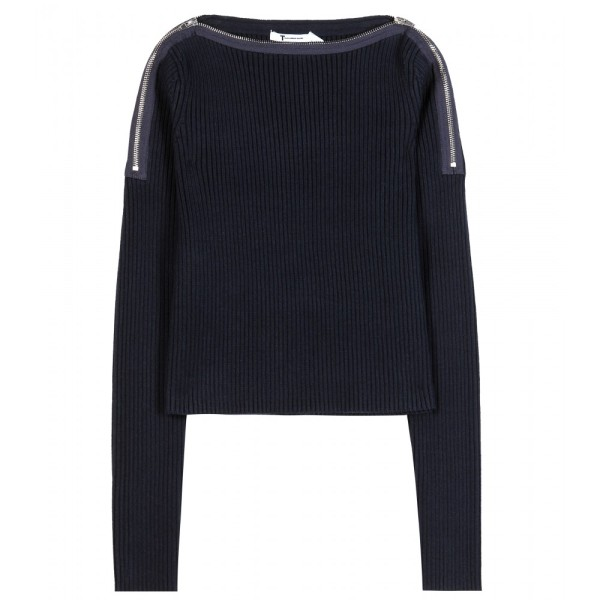 P00095984-Cotton-blend-sweater-with-zippers--STANDARD