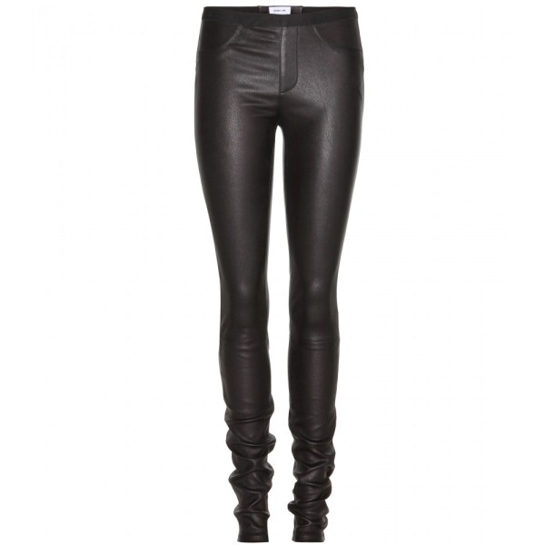 P00103572-Stretch-leather-leggings-STANDARD
