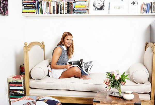 Charlotte Ronson, designer, at home with Charlotte Ronson, NYC homes, New York interior, downtown New York, designer Charlotte Ronson, Interview with Charlotte Ronson, interior inspiration, One Kings Lane, Style by Yellow Button, sbyb