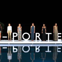 NET-A-PORTER.COM hosts a runway show in celebration of Audi Hamilton Island Race Week