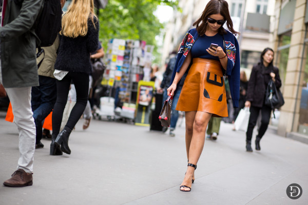 street style, style, fashion, trend, Miroslava Duma, street chic, photography, statement, inspiration, Paris, fashion week, Style by Yellow Button, sbyb