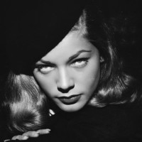 Lauren Bacall, my style icon..