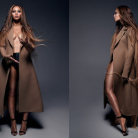 Queen B: CR Fashion Book Issue 5 Cover Story