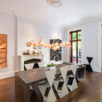 Sarah Jessica Parker and Matthew Broderick re-list their Greenwich Village home.
