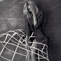 The Last Dance: Anja Rubik for L'express Styles