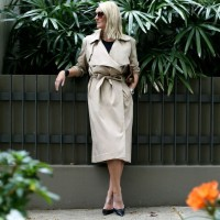 VOGUE: Spy Style: Why every woman needs a trench coat