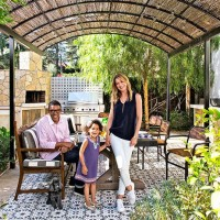 Ellen Pompeo's Family-Friendly California Home