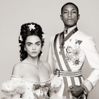 Cara and Pharrell for Chanel: The Teaser