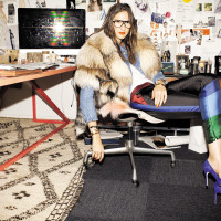 A day in the life of Jenna Lyons: Creative Director at J. Crew